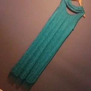 Flapper Maxi Dress